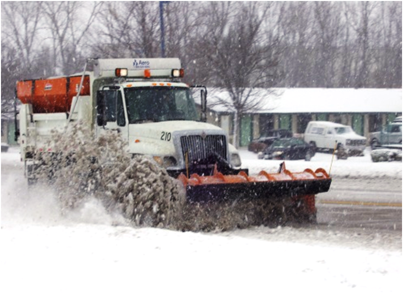 City of Saint Charles Snow Plow