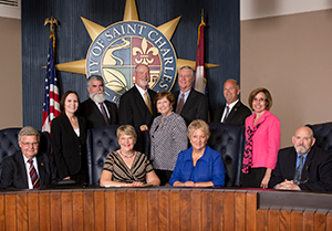 City Council Group July 2014