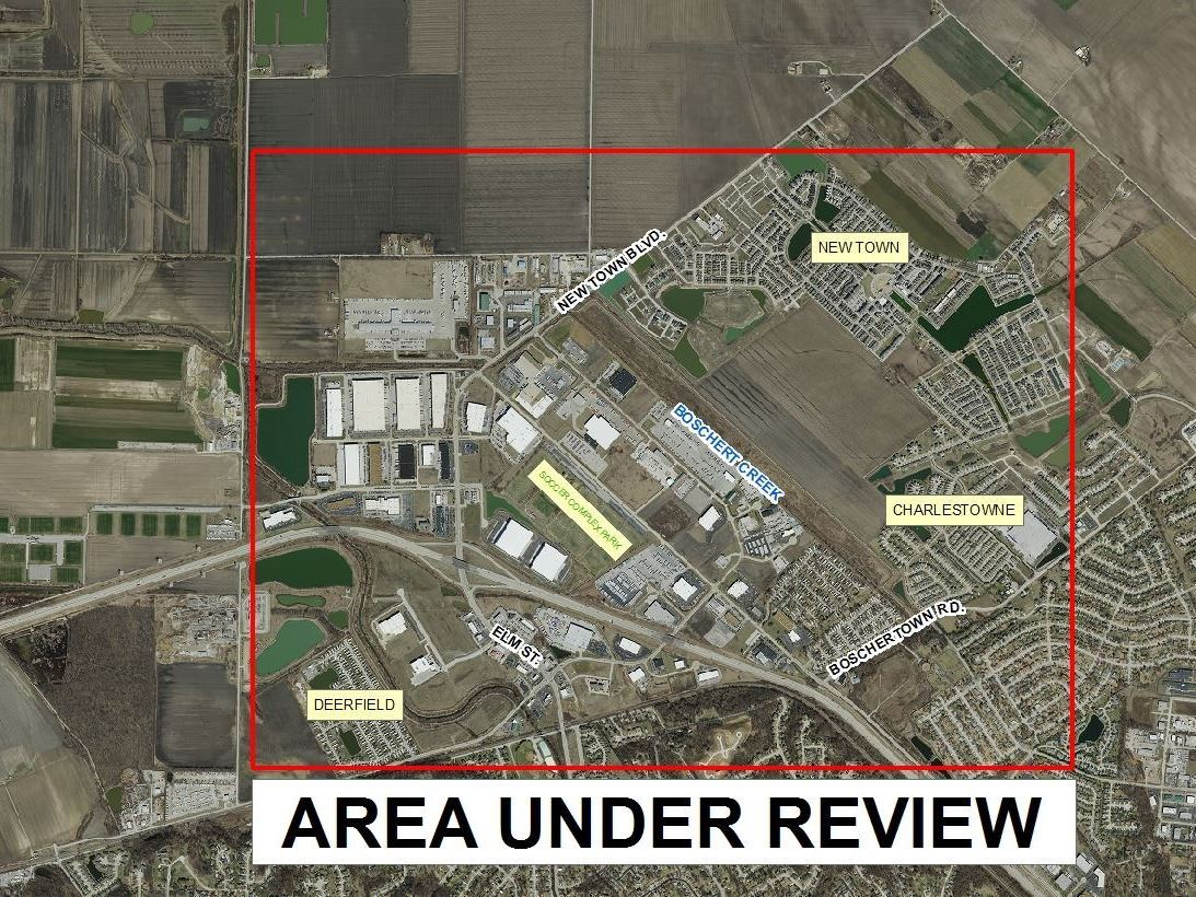 Area Under Review