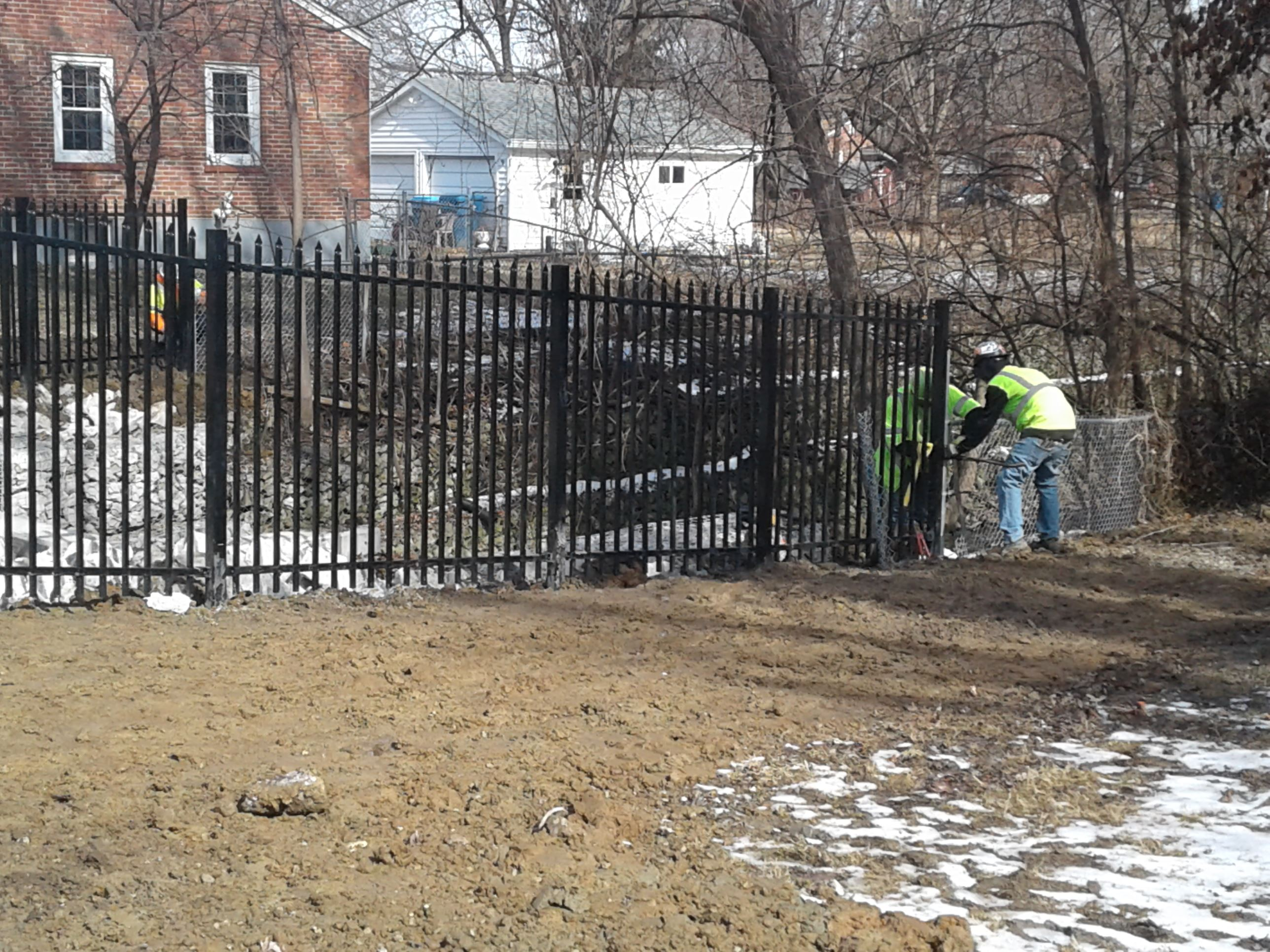 Fence Installation elm and Sibley