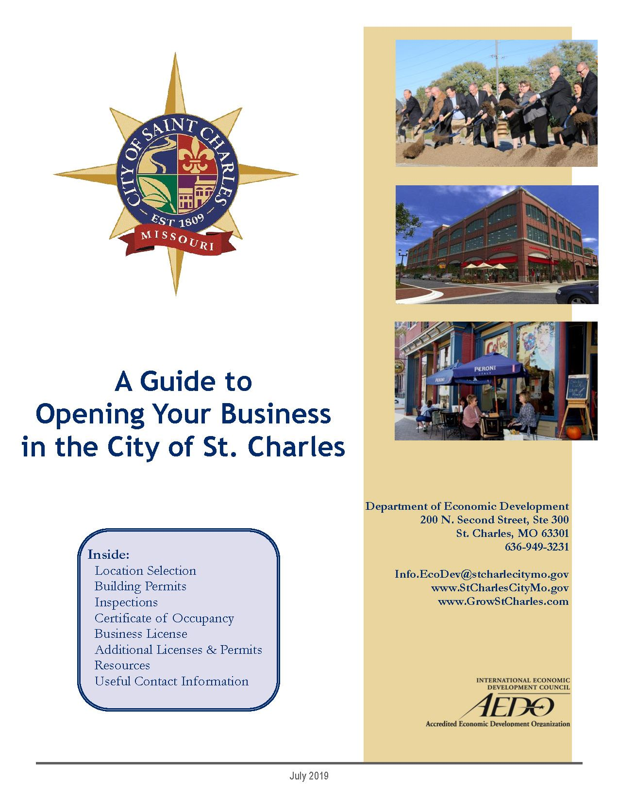 Guide to Open your Business