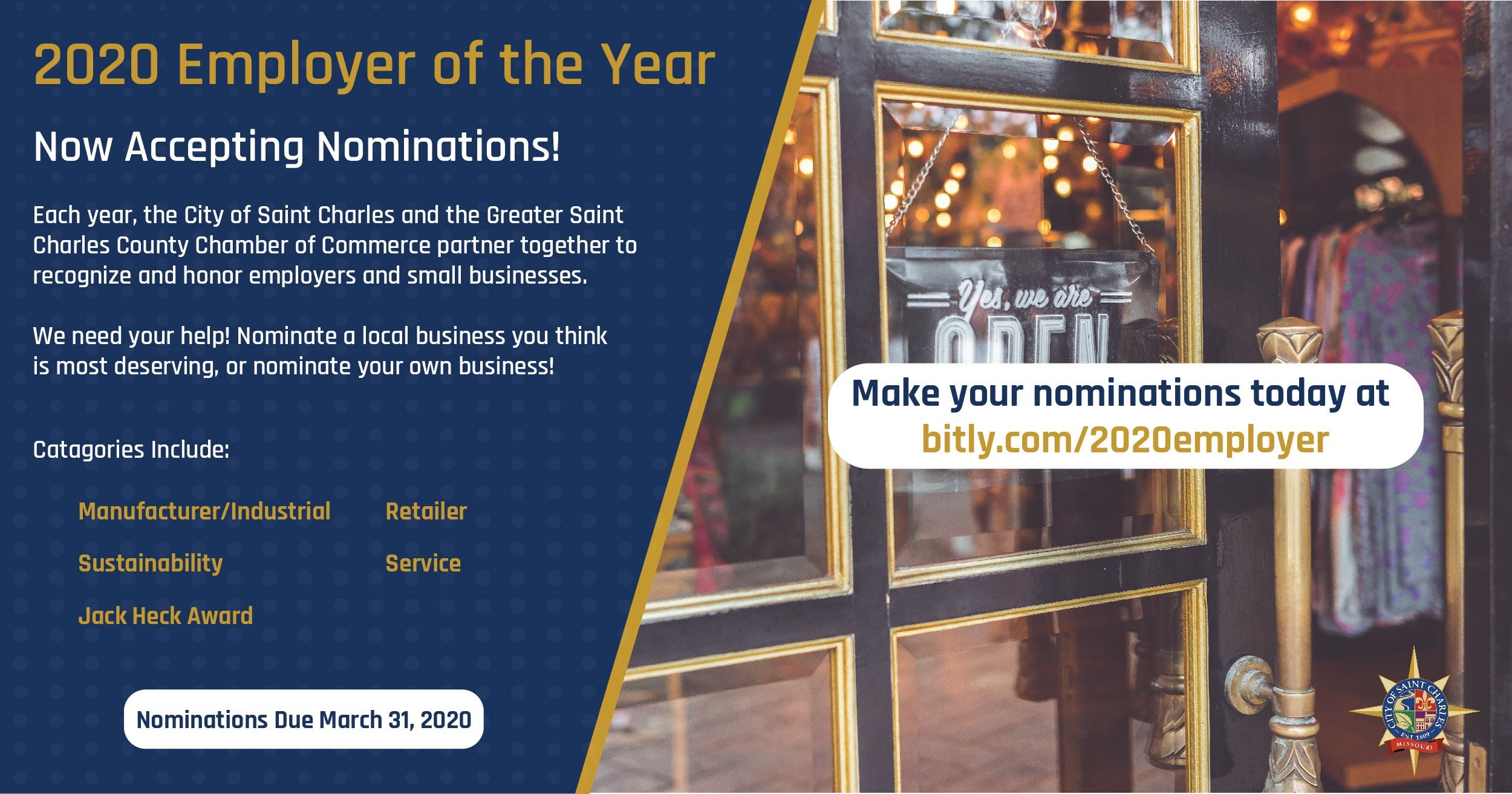 employer of the year graphic