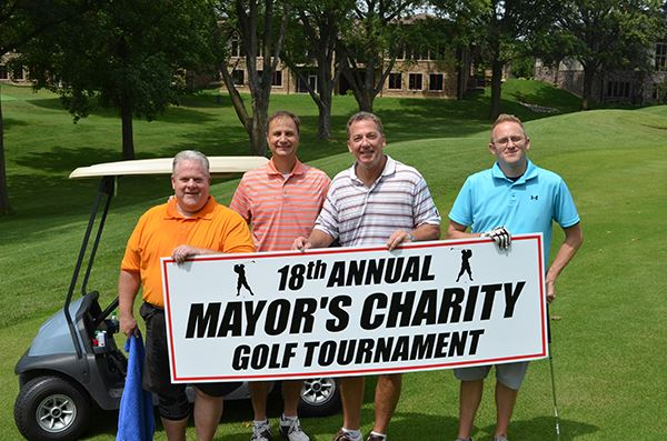 2015 St Charles MO Mayor&#39s Charity Golf Tournament