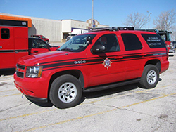 Incident Command Vehicle 9406
