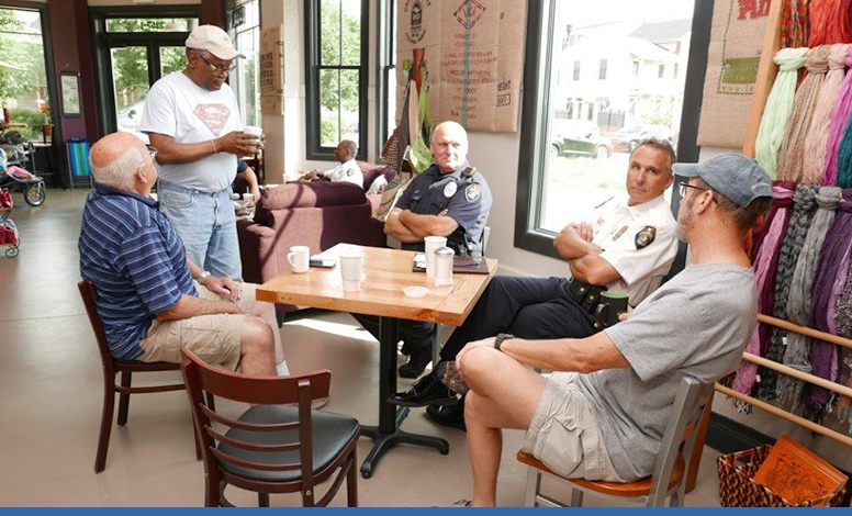 Coffee with a Cop St Charles MO