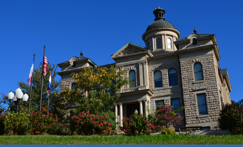 St Charles County MO Historic Courthouse